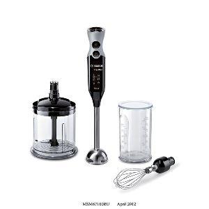 BOSCH Mixeur plongeant noir - ErgoMixx  <3 *.*