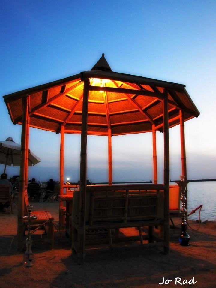 Failaka Island by night :). Photo: Jo Rad