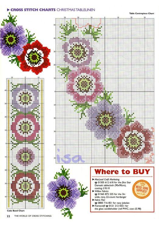 Gallery.ru / Foto # 14 - De wereld van cross stitching 025 in november 1999 - WhiteAngel