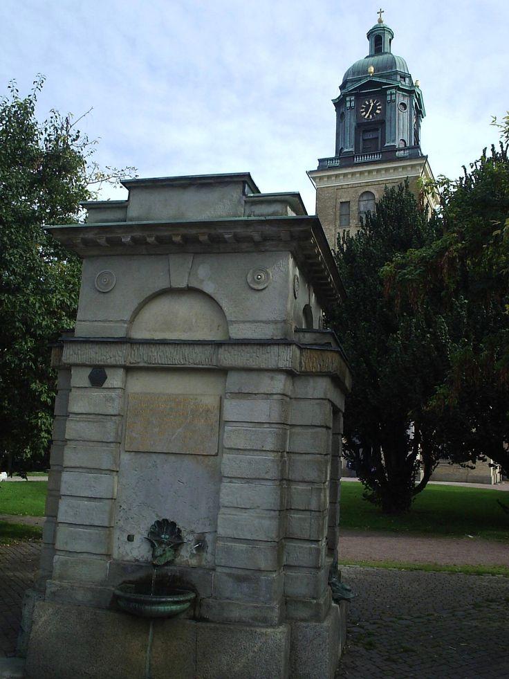 goteborg katedra szwecja
