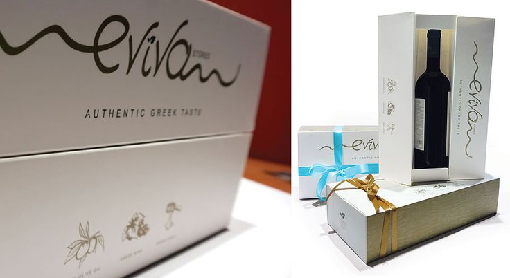 Design and printing of Eviva stores packaging by ThinkBAG.