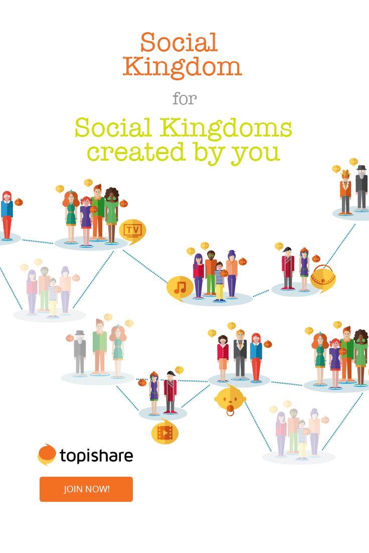 Social kingdom for social kingdoms created by you, what's your kingdoms gonna be?   #SociaMedia #SocialNetwork #Socialnetworks