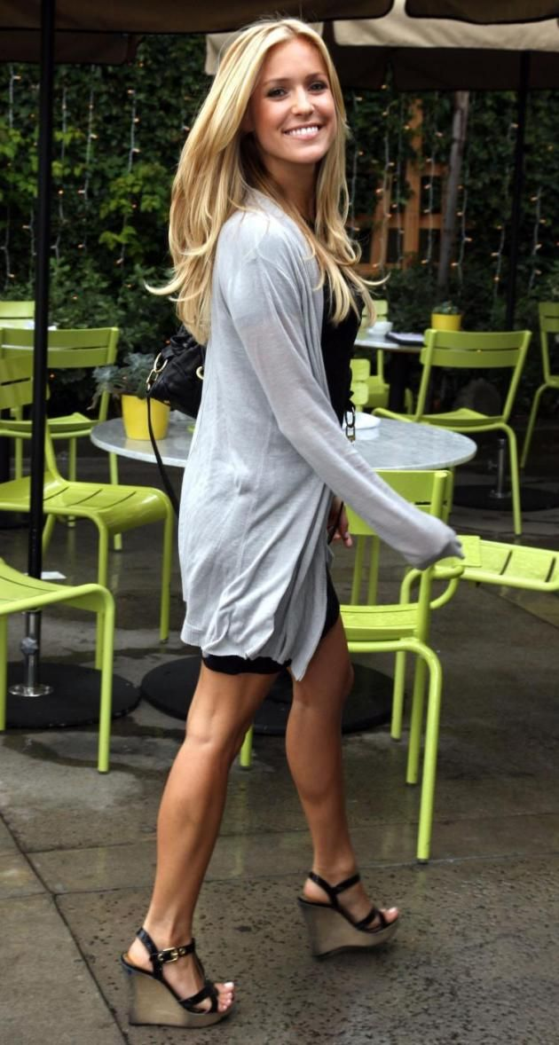Kristin Cavallari's long layers. Always bring this pic in when i get my hair done