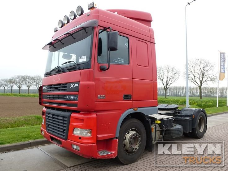 For sale: Used and second hand - Tractor unit DAF XF 95.430