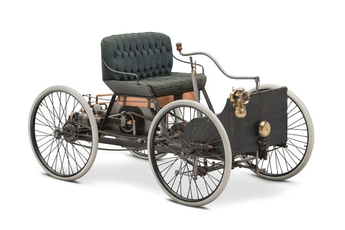 June 4: Henry Ford drove his first car on this date in 1896 | Motoramic - Yahoo! Autos