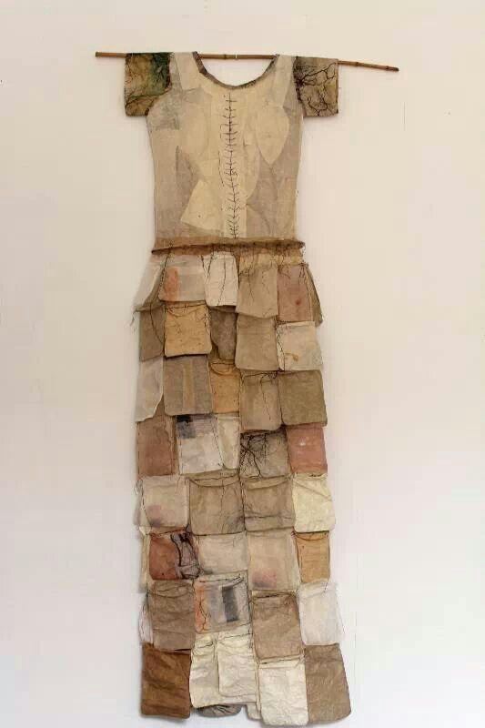 ℘ Paper Dress Prettiness ℘ Cynthia Fusillo