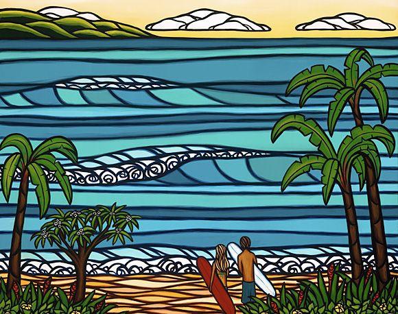 Heather Brown | HAWAIIAN HOLIDAY