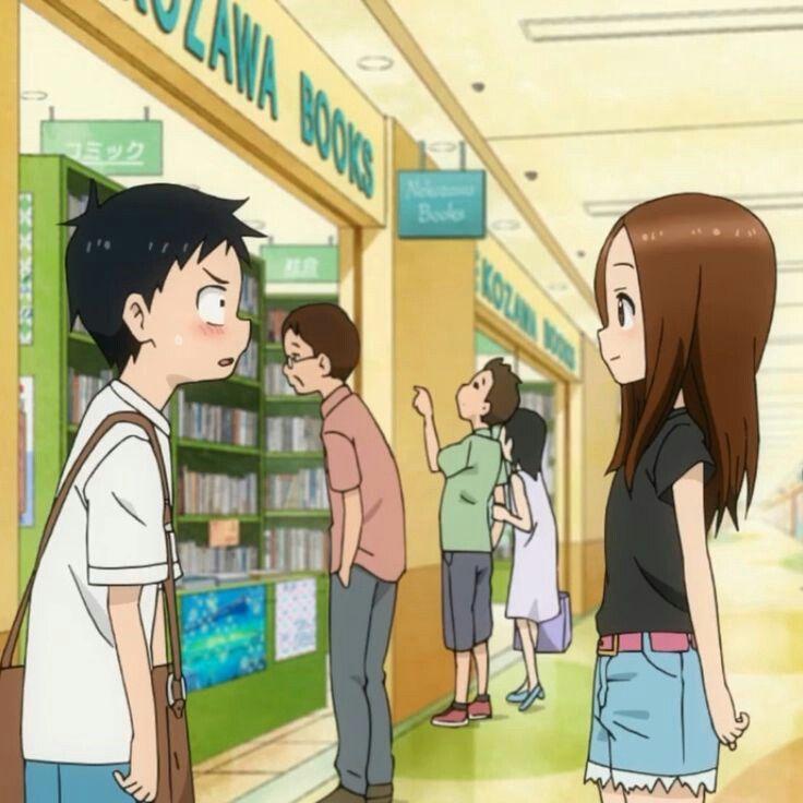 Centro Comercial Parejas De Anime Diseno De Personajes Anime Manga