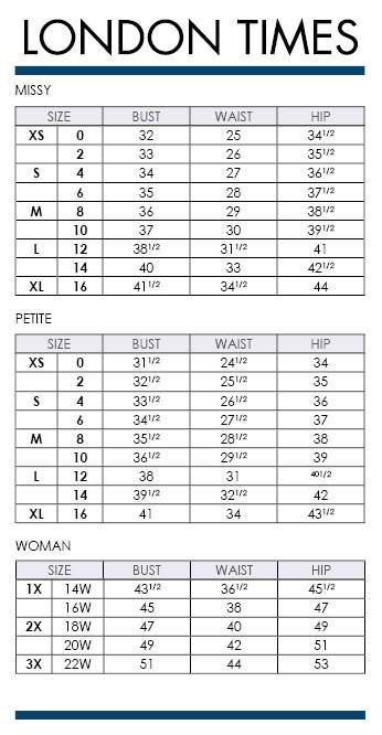 66 Best Images About Brand Name Plus Size Charts On