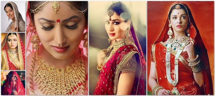 Bollywood Brides #Collage #Culture #Grace
