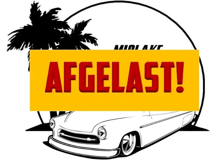 Midlake American Car Meet AFGELAST!