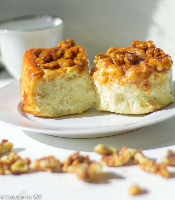 BUNS RECIPES on Pinterest | Sticky buns, Pecan sticky buns and Caramel ...