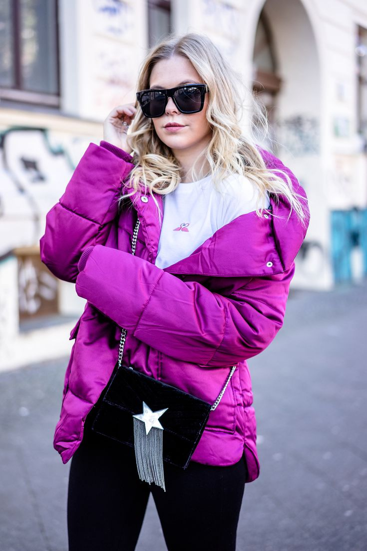 Puffer Jacket – Die neue Oversized Daunenjacke begeistert in allen Farben // fashion blogger ootd streetstyle outfit berlin winter sunnyinga