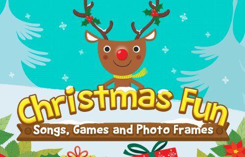 Скачать бесплатно Рождественское веселье для планшета Андроид