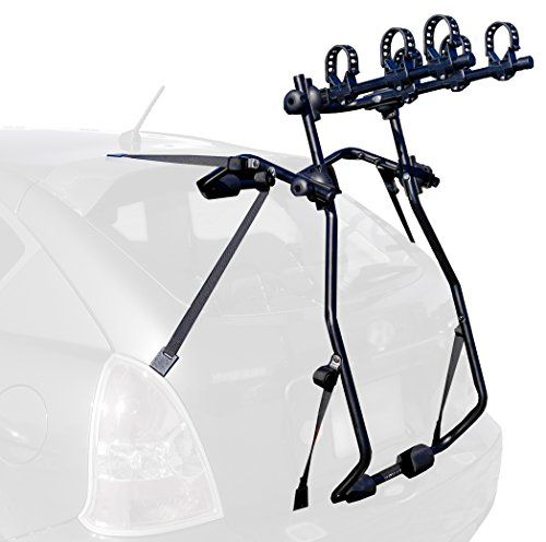 Kova Gear Trunk Mounted Bike Rack w 3 Spaces  Universal Fit for Cars SUVs  Minivans *** Continue to the product at the image link.