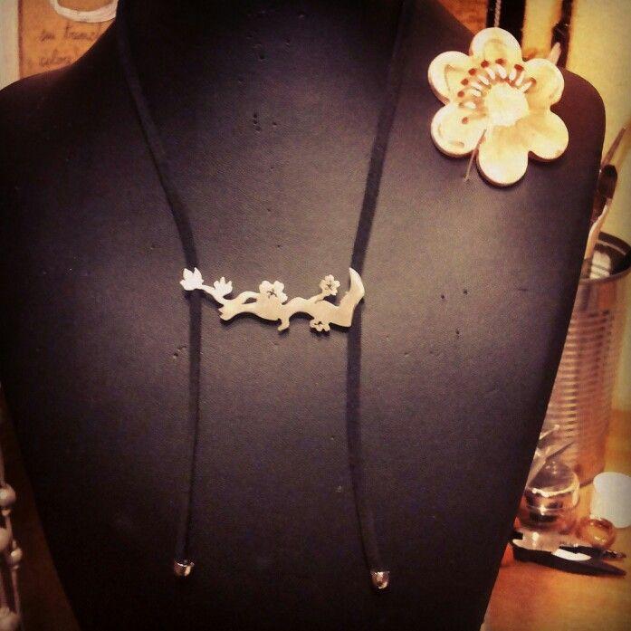Sakura tree  #jewelleryhandmade