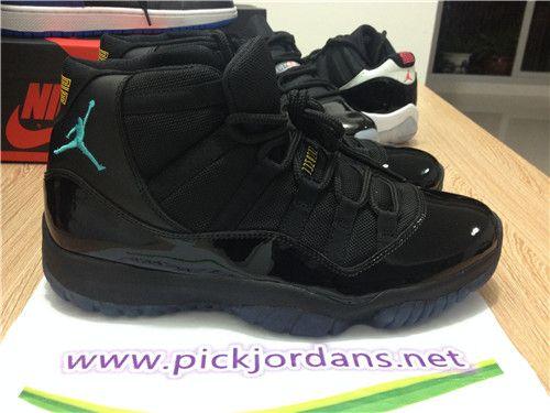 Authentic Air Jordan 11 Gamma Blue women