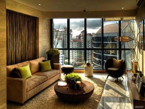 african room decorations | Photo Gallery of the African Living ...