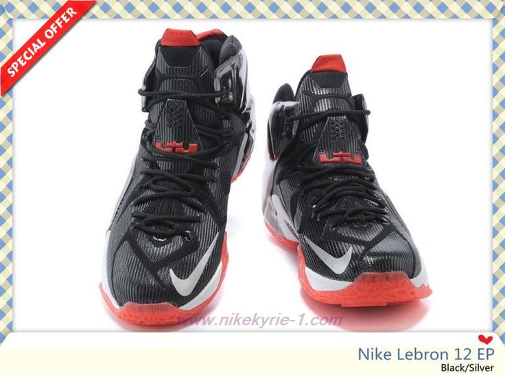 fe0aa3b3358 Cheap New Style Nike Lebron 12 Elite Black Orange Blue 684593 50 ...