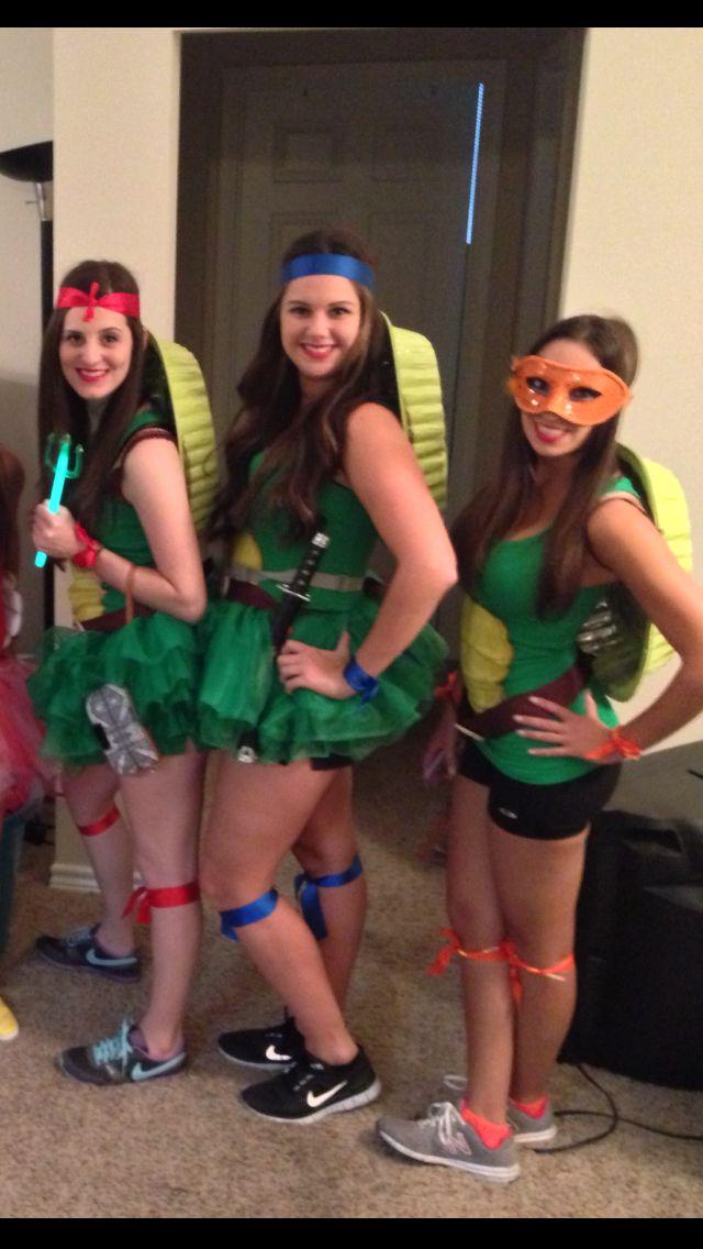 DIY TMNT COSTUME, Teenage Mutant Ninja Turtle Costumes ...