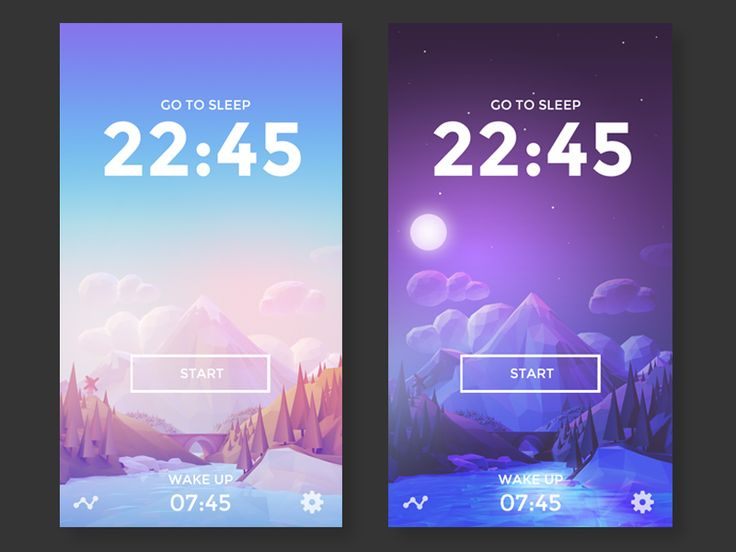 Dribbble - Day And Night by Jona Dinges