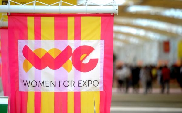 Shortly @WFPErtharin will speak about women's equality & empowerment in the fight against hunger @WEWomenForExpo