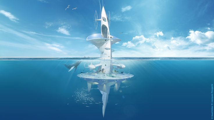 Sea Orbiter research vessel - http://www.inc.com/magazine/201403/liz-welch/sea-orbiter-crowdfunded-scientific-discovery.html