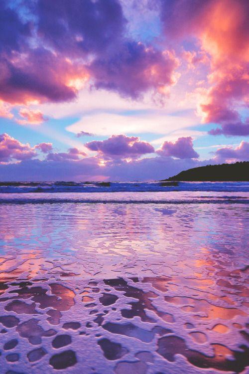 lagunavibe: Tidal sunset