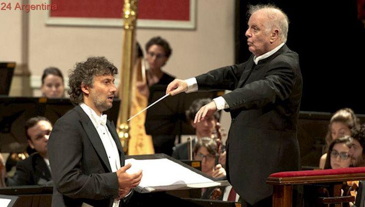 Ni la Met, ni La Scala, ni Londres; para el Messi de la lírica el mejor es el Colón