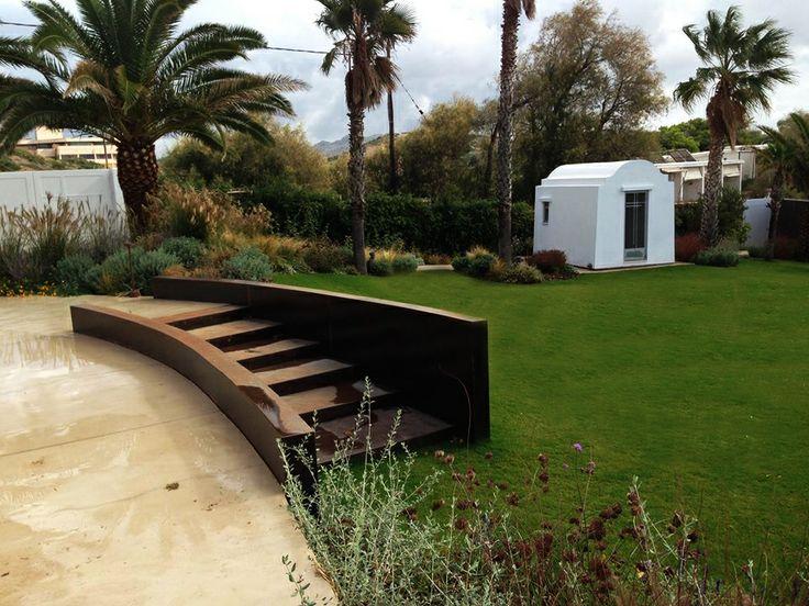 www.greenwayshella.gr   Residency in Anavyssos, Athens Greece Landscape architect - Karolos Chanikian