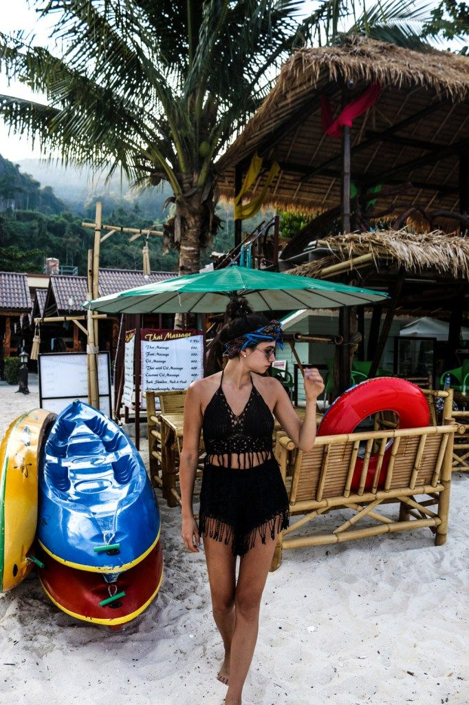 The truth about Phi Phi Island, Thailand.