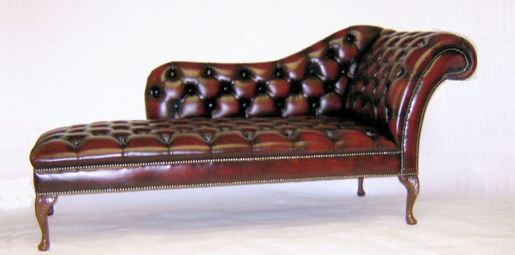 Chesterfield Style Divan | CHAIRS/CHAISE | Pinterest