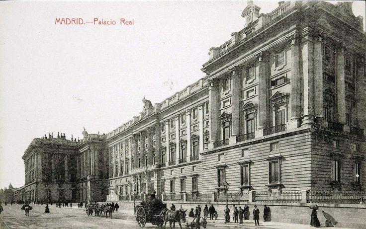 Historia, arte y geo.: Madrid. Principios del siglo XX.
