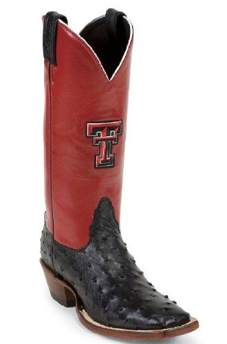Nocona College Women's Texas Tech University Boot  http://www.thecheapshoes.com/nocona-college-womens-texas-tech-university-boot/