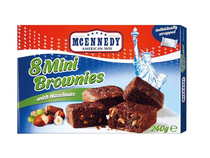 Mini Brownies - tortine al cioccolato con nocciole - Lidl Italia - ×Br* #hazelnuts - 19.10.'16 @ 🚘 × Ldl; #American ` Mcennedy #build 5×+ *cheap #Lemonchili & #Cheesechili #chips patatine 1,29$, #Garlic & #cheese grissin 1$, #American ` style #snackbox avec #onion fried #ring #cheese nuggets & #mozzarella sticks 3,49$, #Goudacheese 1,79$, #jelly gelatina #blueberry mirtilli #red rossi 1,29$ & #pancake preparato 1,49$ h3>4PM #mademyday this #Wednesday `♡_