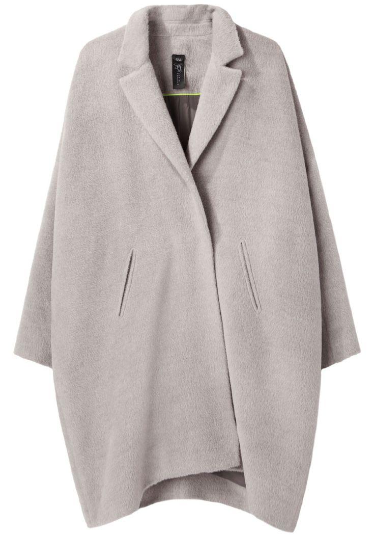 fall. wool lab coat.: Tomboy, Labs, Fashion, Style, Lab Coats, Maria Dogwood, Zero