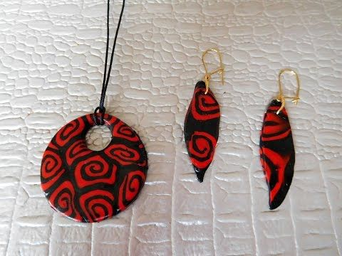 1000 images about polymer clay pendants on pinterest polymer clay pendant polymers and. Black Bedroom Furniture Sets. Home Design Ideas