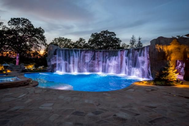 Get inspired to work toward that dream pool of yours with these ideas from DIY Network's Pool Kings.