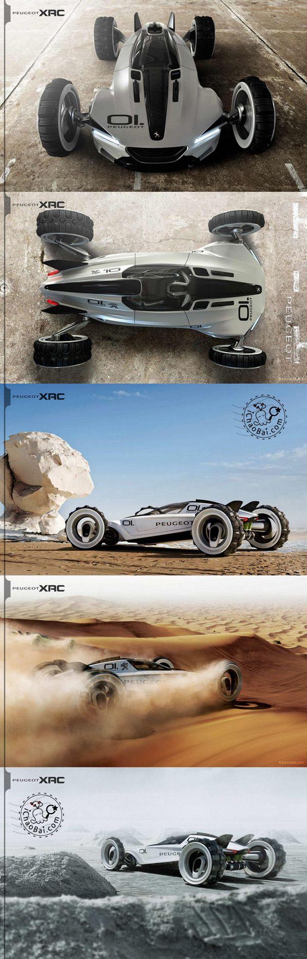 Peugeot XRC Concept car
