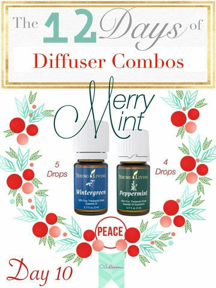 Day 10 of 12 Days of Diffuser Combos