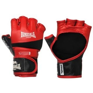Lonsdale Amateur MMA Fight Gloves £31.99 #mmagloves http://www.fightzonedirect.com/lonsdale-amateur-mma-fight-gloves-762945?colcode=76294562