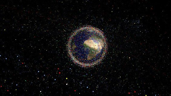 Space debris conference