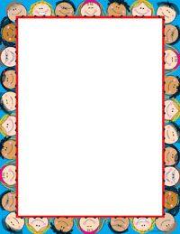 Smiling Stick Kids Computer Paper #creativeteachingpress #classroomwishlist #classroomideas
