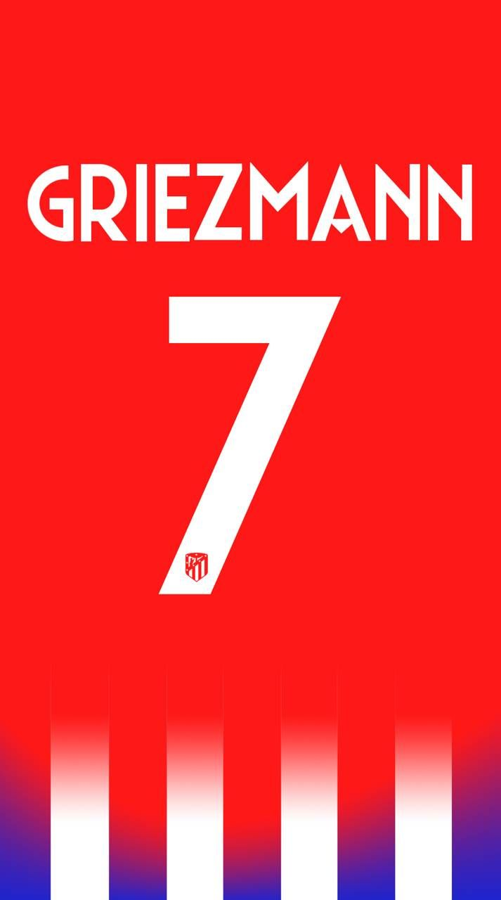 Griezmann 7 Wallpaper By Phonejerseys 19 Free On Zedge Griezmann Soccer Kits Sports Design Inspiration
