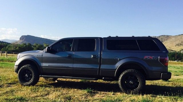 Ford F150 Camper Shell 6