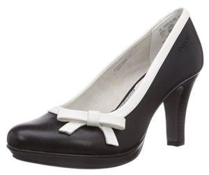 50er Jahre Vintage Rockabilly Schuhe Damen