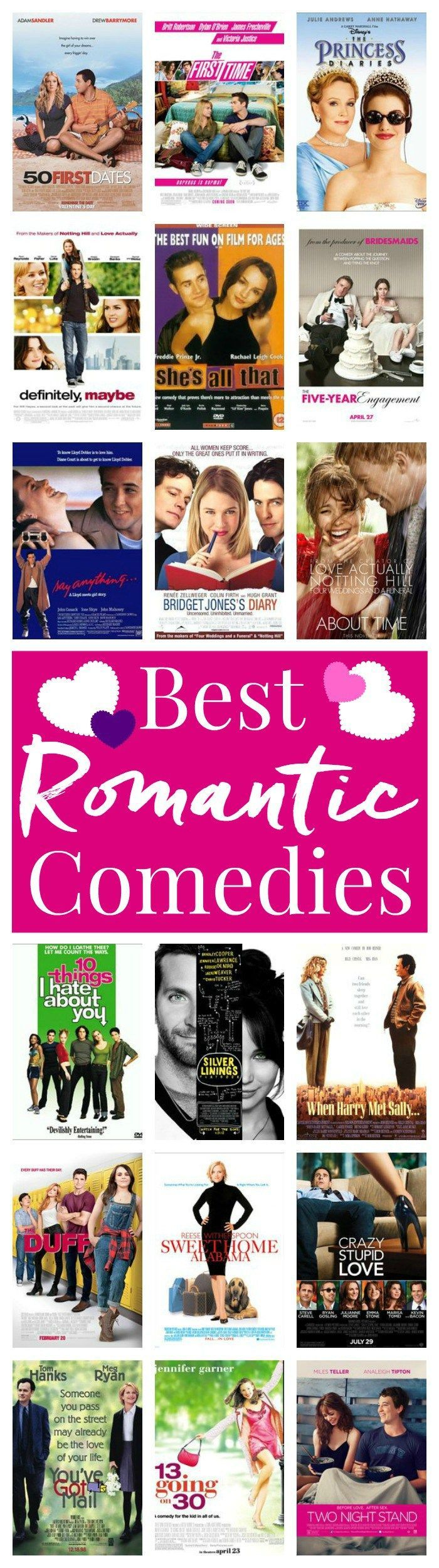 Best 25+ Romantic comedy movies ideas on Pinterest | Romantic ...