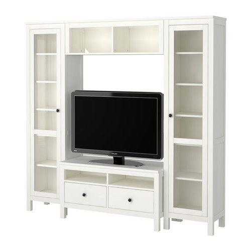 Ikea Hemnes TV storage combo- instead of PB for Family room wall? $615.