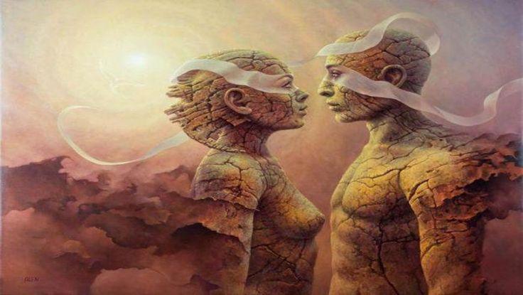 Karmique, âme soeur ou flamme jumelle: J'ai toujours été fascinée de savoir ce qui réunit les gens, comment fonctionne l'union des flammes jumelles et des
