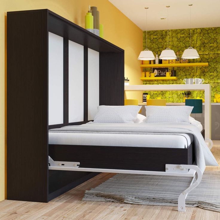 die besten 25 schrankbett klappbett ideen auf pinterest b2b definition 2 schlafzimmer. Black Bedroom Furniture Sets. Home Design Ideas